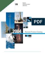 2004 Revised ROHN Catalog