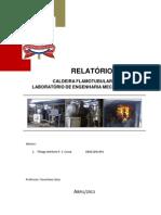 RELATÓRIO - CALDEIRAS - FINAL