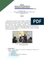 Profil Fakultas Ilmu Komunikasi - universitas Mercu Buana