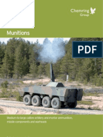 Chemring Group Munitions Brochure
