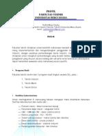 Profil Fakultas Teknik Perencanaan & Desain - Universitas Mercu Buana