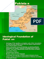 Ideological Foundation of Pakistan