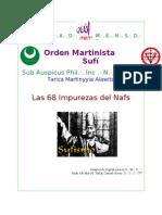 51589624 Las 68 Impurezas Del Nafs Orden Martinista Sufi