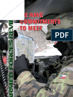 Czech Armed Forces Review 1-2010