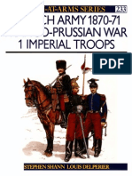 Osprey - Men at Arms 233 - French Army 1870-71 Franco-Prussian War (1) Imperial Troops -