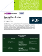 Agenda Oficial Liora Bresler 2013_ago14