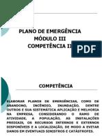 Plano de Emerência