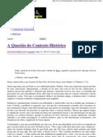 A Questão do Contexto Histórico _ Portal da Teologia.pdf