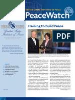 PeaceWatch Fall 2009