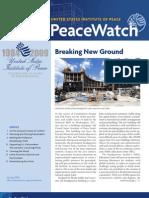 PeaceWatch Spring 2009