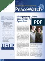 PeaceWatch Spring 2012