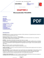 PIC Microcontrollers _ Chapter 2 - Microcontroller PIC16F84