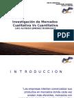 Investigación de Mercados culitativo Vs cuantitativa