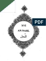 Sura An-Nahl - English