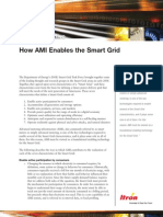 How AMI Enables the Smart Grid