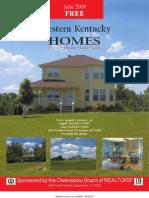 Western Kentucky Homes June 2009 Edition