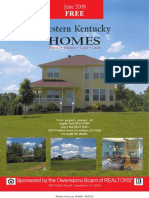 Western Kentucky Homes June 2009 Edition