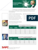 ProClin® 150 Preservative for Diagnostic Reagents Stability and Storage