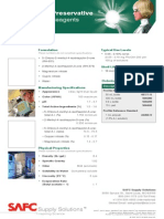 ProClin® 200 Preservative for Diagnostic Reagents - Product Information