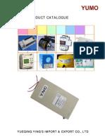 Ozone Generator Catalogue
