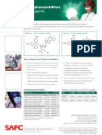 2'Fluoro Phosphoramidites for Proligo® Reagents - Product Information