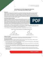 ProClin® Preservatives for In Vitro Diagnostic Materials