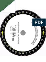 Lambretta-Disco Calado Del Encendido