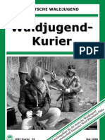 Waldjugend Kurier Nr. 73 / Mai 2008