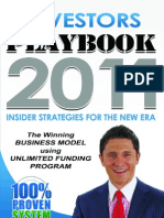 Newer a Formula Playbook 2011