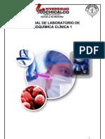 Nuevo manual de Bioquímica 1