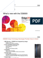 IBM® Edge2013 - What's new with the DS8000