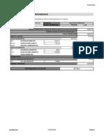 Evaluación de Costos RENTABILIDAD