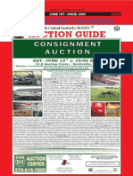 Auction Guide June 1 2009 Edition
