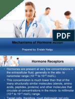 Mechanisms of Hormone Action-module6