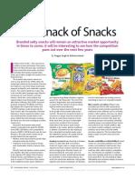 Product Snacks. The Knack of Snacks.pdf