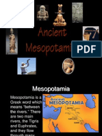Introduction Mesopotamia