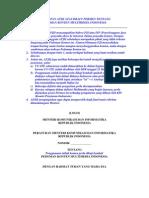 Draft Permenkominfo tentang Konten Multimedia Indonesia