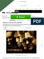 Baixar torrent dá cadeia_