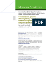 AAVV - Violencia de Genero. Estudios y Resultados...