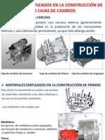 MATERIALES EMPLEADOS EN LA CONSTRUCCIÓN DE LAS CAJAS