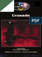 Babylon 5 RPG (1st Ed.)-Crusade