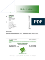 Baby Lotion - 133