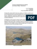 El Camino Inca en El Departamento de La Libertad. El Tramo Huanuco Pampa - Huamachuco