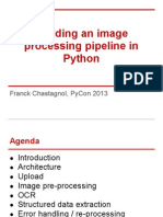 Building an Image Processing Pipeline With Python