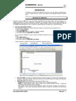 Manual Básico de OpenOffice Writer Sesion 01