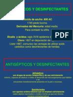 ANTIS ëPTICOS Y DESINFECTANTES.ppt