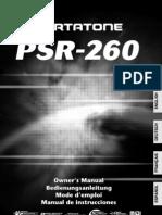 PSR260S