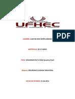 Practica Final de Seguridad e Higiene Industrial