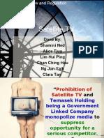 SatelliteTV Presentation