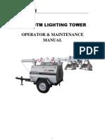 Operator & Maintenance Manual
